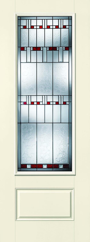 Therma Tru Sedona Art 20 Or 22 X 64 Glass And Frame