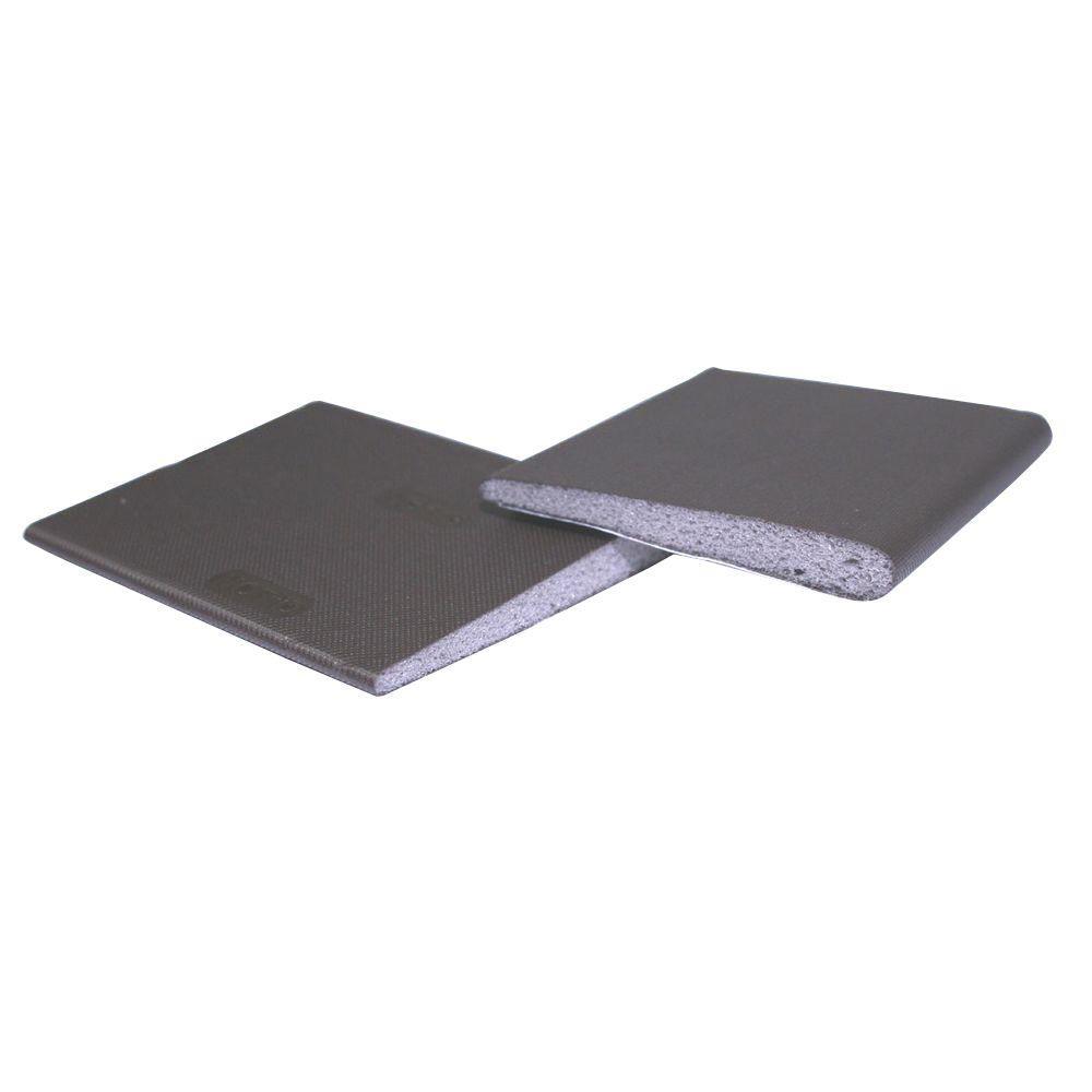 Universal 2 Pkg Bronze Jamb Corner Seal Pad