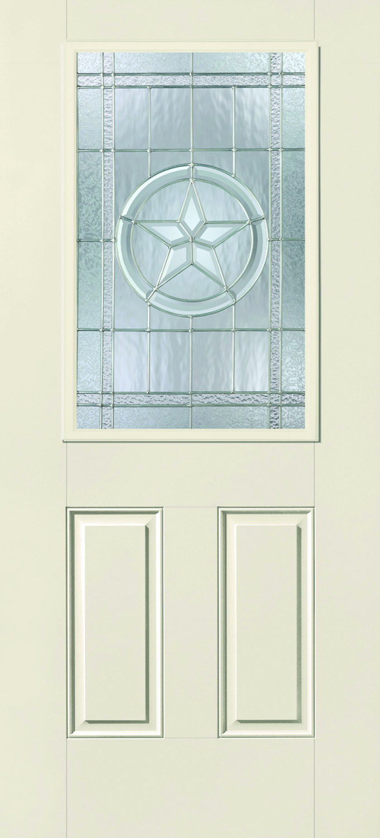 Therma Tru Texas Star 22 X 36 Glass And Frame
