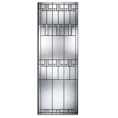 Therma Tru Sedona 20 Or 22 X 64 Glass And Frame