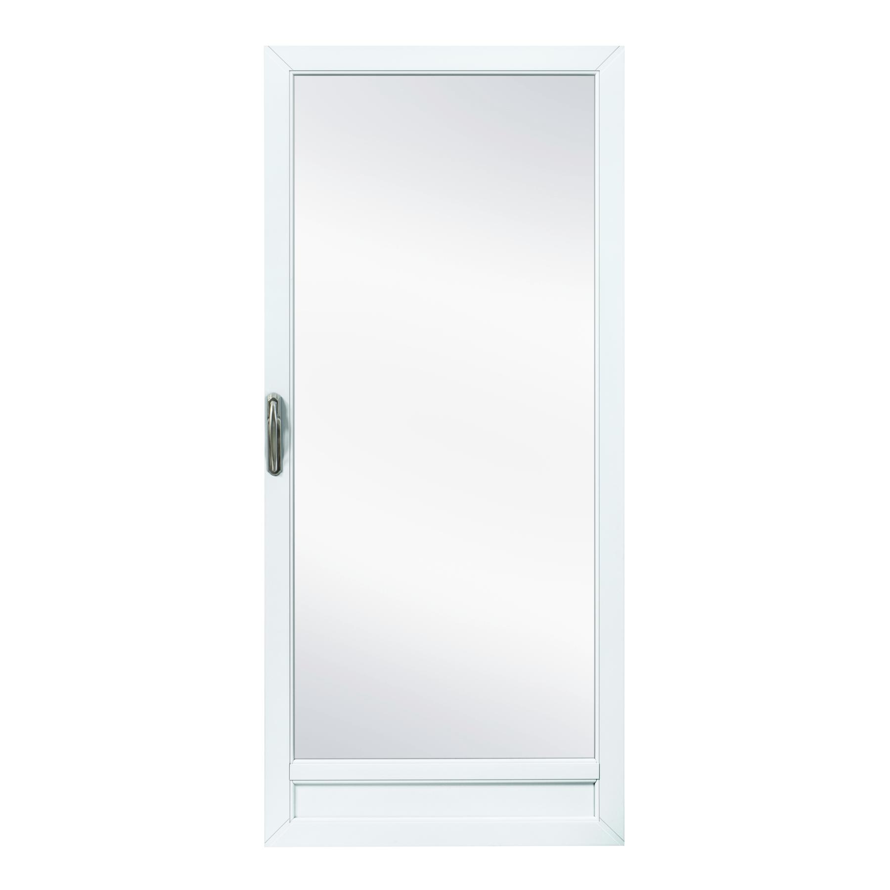 Fox weldoor harmony model 2108 custom storm door for Custom storm doors