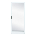 Fox Weldor Harmony Model 2108 Storm Door