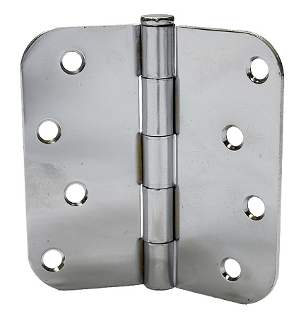 sc 1 st  DIY Door Store & Masonite Door 4 x 4 Polished Chrome Hinges (Qty 3) (US26)