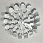 Masonite 16/Pkg BTS White Frame Plugs