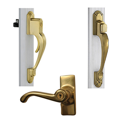 Storm Door Handleset With Deadbolt Arnhistoria Com