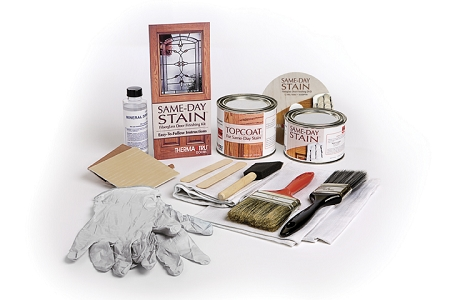 Therma Tru Therma Tru Same Day Stain Kit