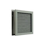 NGP L-700-RX 24 x 24 Commercial Steel Louver