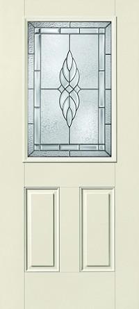 Therma Tru Kensington 22 X 36 Glass And Frame