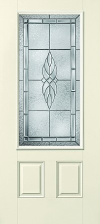 Therma Tru Kensington 22 X 47 Glass And Frame