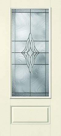 Therma Tru Wellesley 22 X 47 Glass And Frame