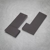 Therma tru therma tru 2 pkg fiber classic smooth star tru defense corner seal pad for Exterior door corner seal pads
