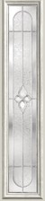 Therma tru concorde 8 x 47 glass and frame for Therma tru fiber classic mahogany price