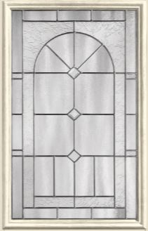 Therma Tru Arden Granite 22 X 36 Glass And Frame