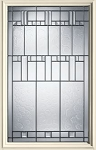 Therma-Tru Sedona  20 or 22 x 36 Glass and Frame