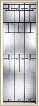 Therma Tru Sedona 20 Or 22 X 64 Glass And Frame