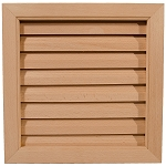 INTERIOR WOOD DOOR LOUVERS