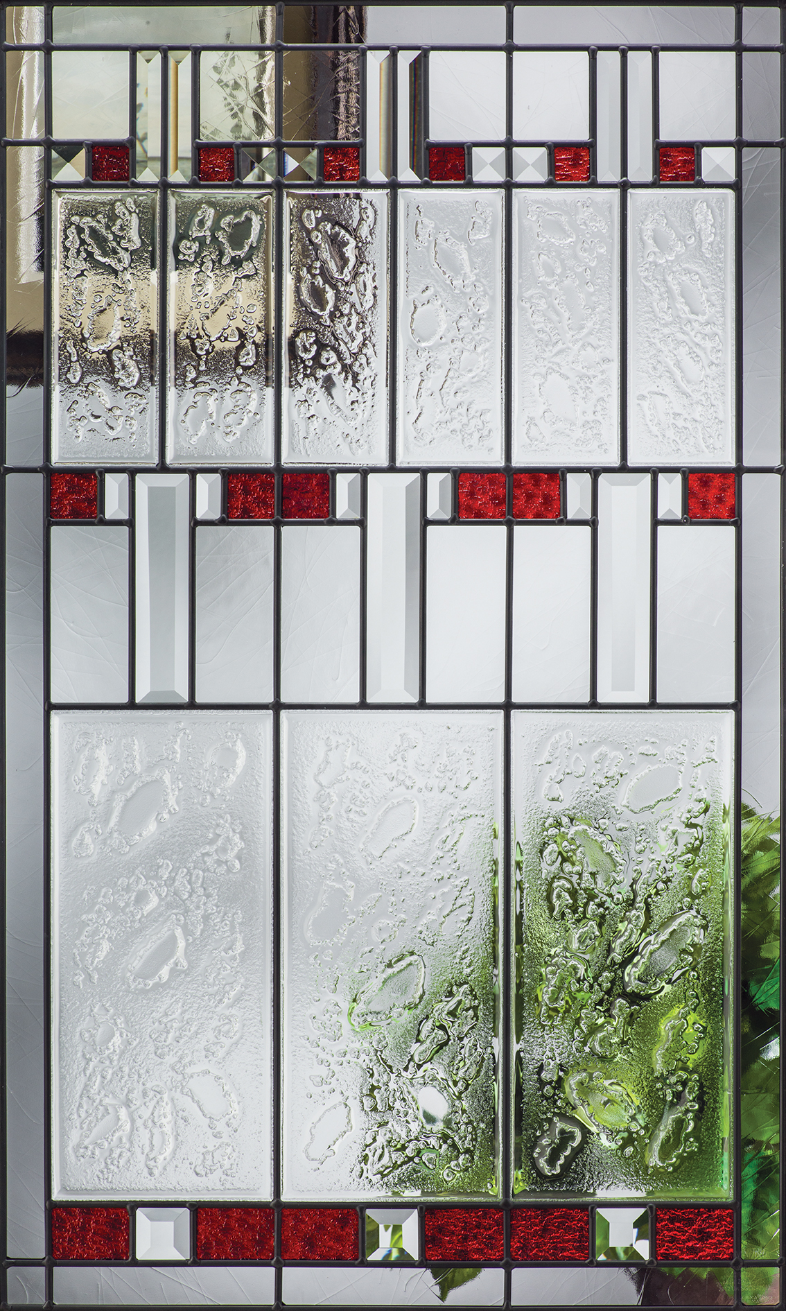 Therma-Tru Sedona Art 20 or 22 x 36 Glass and Frame
