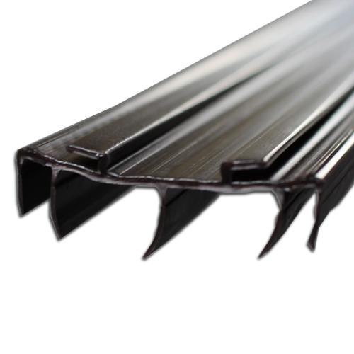 Pease Steel Door Brown Fin Sweep 36 Quot Quot