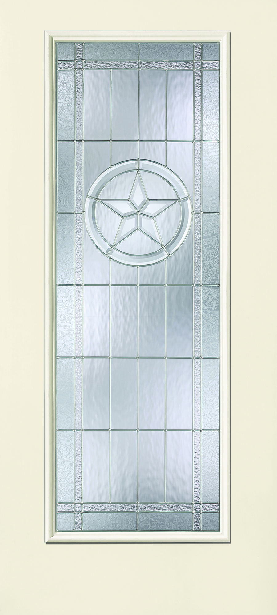 Therma Tru Texas Star 22 X 64 Glass And Frame