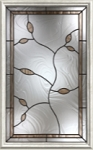 Therma-Tru Avonlea 22 x 36 Glass and Frame