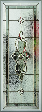 Rsl Bevel Cluster 22 X 64 Glass And Frame