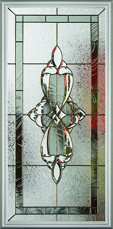 Rsl Bevel Cluster 22 X 48 Glass And Frame