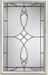 Therma-Tru Blackstone 8 x 47 Glass and Frame