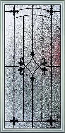 Rsl Charleston 22 X 48 Glass And Frame