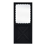Fox Weldoor Crossbuck Storm Door