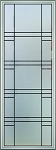 RSL Placid 22 x 64 Glass and Frame