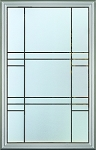 RSL Placid 22 x 36 Glass and Frame