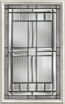Therma-Tru Saratoga 20 or 22 x 36 Glass and Frame