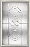 Therma-Tru Concorde 20 or 22 x 36 Glass and Frame