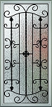 RSL Conquistador 22 x 48 Glass and Frame