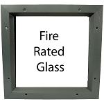 Fire Rated Glass and Frame