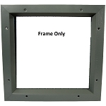 Frame Only (No Glass)