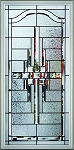 RSL Templar 22 x 48 Glass and Frame