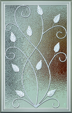 Rsl Willow 22 X 36 Glass And Frame
