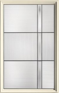 Therma-Tru Axis 20 or 22 x 36 Glass and Frame