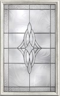 Therma-Tru Wellesley 20 or 22 x 36 Glass and Frame