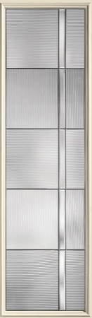 Therma-Tru Axis 8 x 47  Glass and Frame