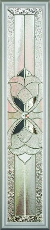 RSL Blossom 8 x 48 Glass and Frame