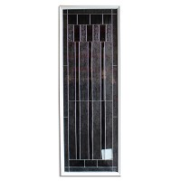 IDP 22 x 64 Decorative Door Glass and Frame