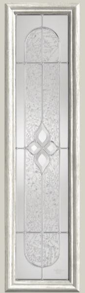 Therma-Tru Concorde 8 x 36 Glass and Frame