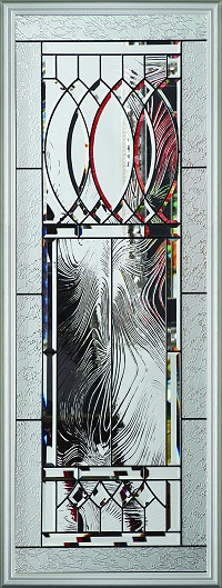 RSL Infinity 22 x 64 Glass and Frame