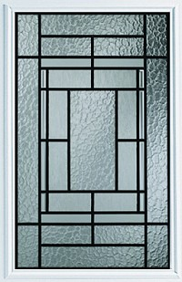 Western Reflections Pembrook 22 x 36 Glass and Frame