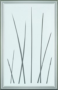 RSL Emori 22 x 36 Glass and Frame