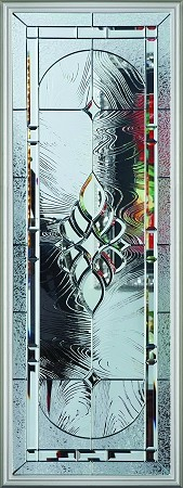 RSL Serenity 22 x 64 Glass and Frame