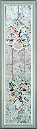 RSL Tuscany 8 x 36 Glass and Frame